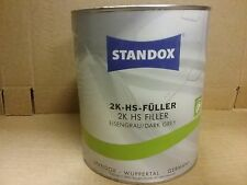 Standox  2K HS Filler Primer  Dark Grey  3.5 litre  Surfacer  02078074