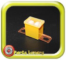 Fusible Fuse Link Male L Short Leg 60 Amp Yellow - PARTS LUNACY