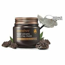 Korea Innisfree Super Volcanic Pore Clay Mask 100ml Face Mask