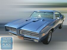 1969 Pontiac GTO Judge Appearance Kit For Convertible - Yellow - Red - Blue