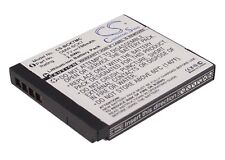 3.7V battery for Panasonic Lumix DMC-FX78, Lumix DMC-FH2P, Lumix DMC-FS16K NEW