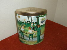 """COLLECTABLE  """"GIRL SCOUT'S COOKIE """"  METAL  TIN.....""""PROMISE...2005"""""""