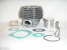 JONSERED 670 CHAMP, 670 SUPER, 625, 625II PISTON & CYLINDER KIT, 50MM NEW