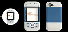 COVER HOUSING COMPATIBILE per NOKIA 5300 AZZURRA CON TASTIERA