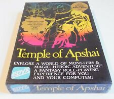 Atari XL:  Temple of Apshai - Epyx 1982 *Neu*