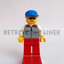 LEGO Minifigures - Coast Guard - res002 - Omino Minifig Figuren Set 6334