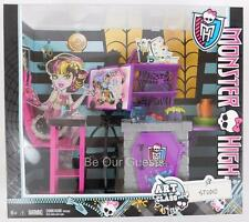 Monster High School Accessory Home Art Class Studio New