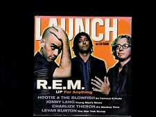 Original R.E.M. Jonny Lang  Others Launch Mag CD-ROM 1998 Unopened