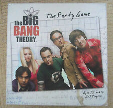 THE BIG BANG THEORY / THE PARTY GAME / BOARD GAME / SOME CARDS STILL SEALED