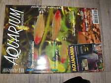 µµ Aquarium magazine n°190 Maladie diagnostic Centropyge Argi Poisson Hachettes