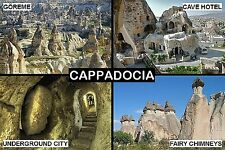 SOUVENIR FRIDGE MAGNET of CAPPADOCIA TURKEY