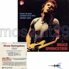 "BRUCE SPRINGSTEEN ""THE LIVE EXPERIENCE"" RARE CDsingle 1990 MADE IN ITALY"