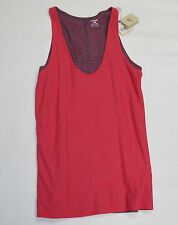 Horny Toad Womens Fresca Tank Top H1112202 Geranium size Large