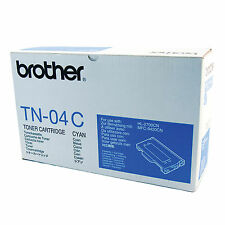 originale BROTHER Toner HL 2700 MFC 9420 TN-04C TN04C TN 04 ciano nuovo