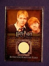 Harry Potter-OOTP-Authentic-Costume Card-Oliver Phelps-George Weasley-C12