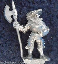 1989 Marauder MM60/2 F25 Fighter Warhammer Empire Army Landsnecht Landsknecht GW