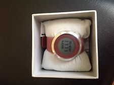 Brand New Elle Women's Quartz Watch In Brown