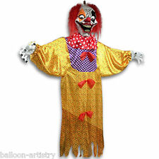 14ft Giant Halloween Horror Party Killer CLOWN Monster Hanging Decoration