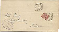 P2886      Toscana, tondo riquadrato  MAGLIANO in TOSCANA (Grosseto) 1903