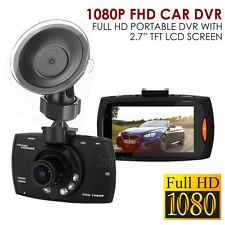 "New Car DVR Dash Cam 1080P Full HD 2.7"" TFT G30 G-sensor Video Camera Recorder"