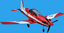Clearance !!! Pilatus PC-9 War Birds ARF RC Plane