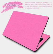"KH Laptop Carbon Leather Skin Cover Protector for Lenovo Yoga 710-14 14"" inch"