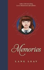 Memories by Lang Leav (2015, Hardcover)