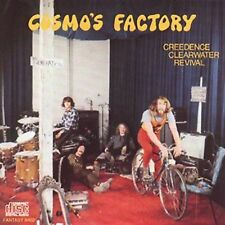 Creedence Clearwater Revival - Cosmo's Factory (Fantasy, NO UPC) Travelin' Band