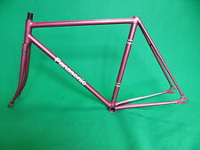 Panasonic Pink Metallic NJS Keirin Frame Track Bike Fixed Gear Single Speed