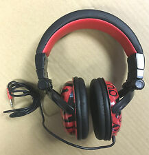HOT TOPIC USA - Weapons Guns Graphic Headphones, Cans. Gaming, Music, travel NEW