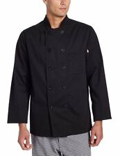 Dickies Chef Giovanni Classic ChefCoat 10 Button Unisex Jacket 100% Cotton DC119