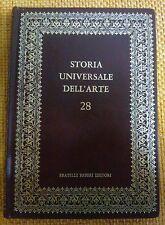 LIBRO STORIA UNIVERSALE DELL'ARTE 28 - IL NEOCLASSICISMO - FABBRI EDITORI