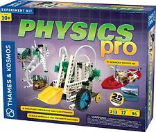 Thames and Kosmos 625314 Physics Pro Experiment Kit