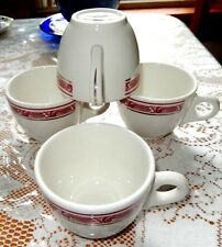 Mayer China Waldorf Astoria Coffee Cup~Art Deco Pattern EXC+ ~ Fast Shipping!