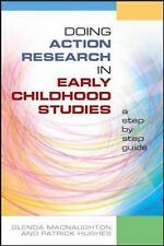 Doing Action Research in Early Childhood Studies: A Step-by-Step Guide by...