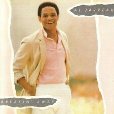 Breakin' Away - Al Jarreau (2014, CD NIEUW)