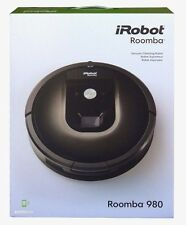 iRobot Roomba 980 Vacuum Cleaning Robot 110V-240V - NEWEST MODEL! US SHIPS FREE