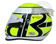 Jenson Button 2009 Formula 1 World Champion F1 Replica Helmet Full Scale 1:1