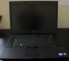 "Dell Precision M4500 15.6"" Notebook Laptop Intel i7 2.70GHz 4GB 1TB Win. 7 Pro"
