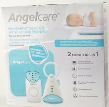 NEW opened  box - Angelcare AC601 Movement and Sound Monitor (1SP)  WM2