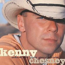 "KENNY CHESNEY ""When The Sun Goes Down"" ~ CD Brand New Factory Sealed"