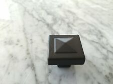 Sonoma Cabinet Hardware Montana Knobs Knob Oil Rubbed Bronze Kitchen Country NEW