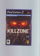 KILLZONE - FPS SHOOTER PS2 GAME / 60GB PS3 COMPATIBLE - FAST POST - COMPLETE