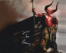TIM CURRY LEGEND SIGNED 8X10 PHOTO AUTOGRAPH DARKNESS
