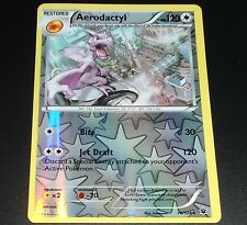 Aerodactyl 76/124 XY Fates Collide NEAR MINT Reverse Holo Pokemon Card