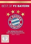Best of FC BAYERN - 6 DVD´s - Die größten Spiele der Vereinsgeschichte