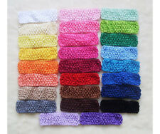 Wholesale 26pcs New Crochet Kid Baby Girl Headband Headwrap Headbands Headwear 2