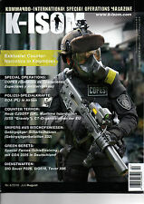 K-ISOM 4/2016 Internat. Special Operations Magazin d. Elite & Spezialeinheiten