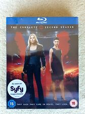 V - Series 2, BRAND NEW & FACTORY SEALED Blu-ray 2011, 2-Disc Set, UK Edition)