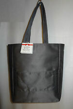 Bath & Body Works Women's 2012 VIP Holiday Tote SILVER GREY Bag Purse Shopper